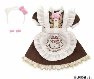 Takara Tomy Licca-chan Hello Kitty Suites Cafe Dress Set