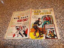 KID DUE PISTOLE N.1 ED.ITALA 1959 ORIGINALE MOLTO BUONO/OTTIMO