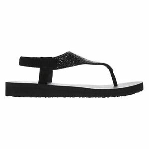 Skechers-Meditation-R-Ladies-Flat-Sandals