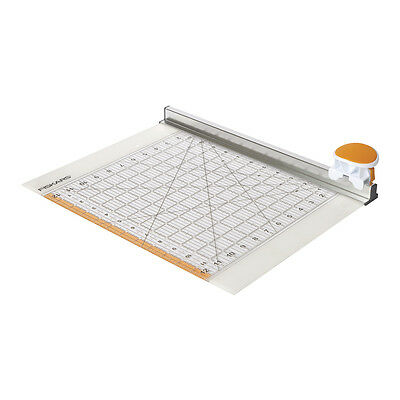 NEW | Fiskars F9515 Combo Rotary Cutter And Ruler With 45mm Blade | 12 X 12 Inch
