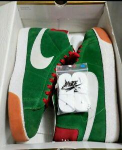 Nike Sb Blazer Lebanon Pine Green 2007