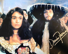 DAMIAN THOMAS - PIRATES OF THE CARIBBEAN ACTOR - BRILLIANT SIGNED PHOTOGRAPH