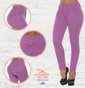 Butt Colombian Verox 2710 Lifter Shapewear Jeans Colombian Lift STREqFx