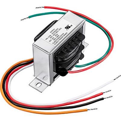 Control Transformer 40VA, Primary 120, 208, 240V Secondary ...