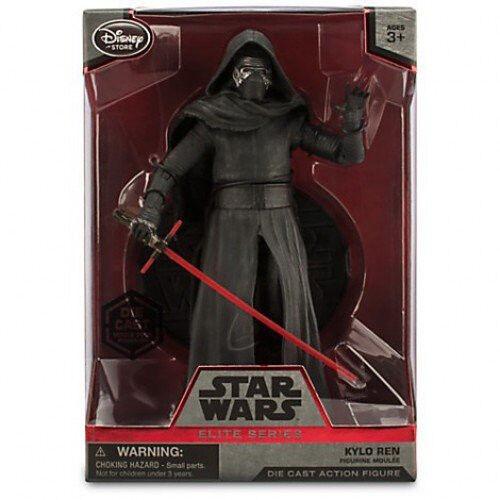 Star Wars The Force Awakens Elite Series Kylo Ren 7 1 2  Diecast Figure