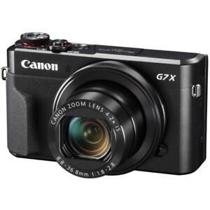 Canon-Powershot-G7X-Mark-II-G7XII-20-1mp-3-034-Brand-New