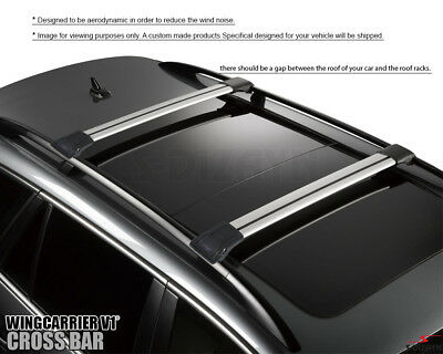 Mercedes Ml W164 2005 2011 Aluminum Top Roof Rack Cross