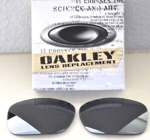 fcd069f1ad Image is loading Oakley-Twoface-Lens-Nice-Authentic-Oakley-Black-Iridium-