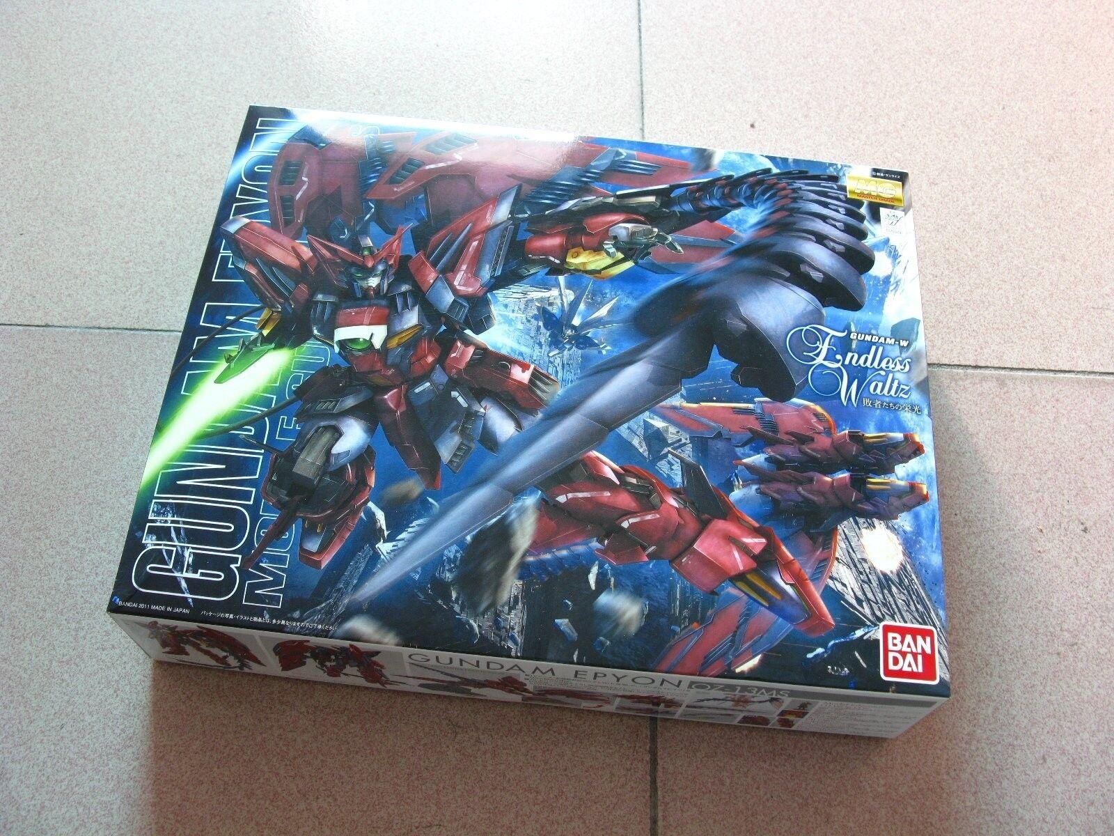 Bandai MG 1 100  MG-145 OZ-13MS Gundam Epyon