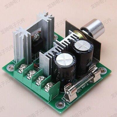 12V-40V 10A Pulse Width Modulation PWM DC Motor Speed Control Switch Governor