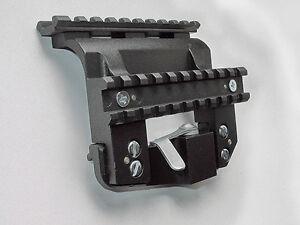 POSP Adapter BP für SKS, SVD, PSL mit 2 Picatinny/Weaver Schienen