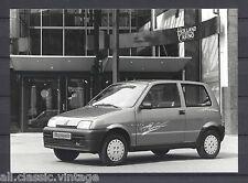 PRESS - FOTO/PHOTO/PICTURE - Fiat Cinquecento Car Of The year 1993