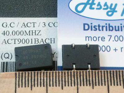 2PCS X CL6400BA OSCILATOR DIP4 64.00 MHZ OSCILADOR QUARTZ CRYSTAL CRISTAL 4 PIN