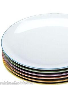 Arzberg-Cucina-Colori-Orange-Kuchenteller-Fruehstuecksteller-Teller-20cm-NEU