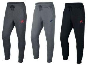 Uomo Casual Tinta Unita Pantaloni sportivi Orlo Aperto Sudore Pantaloni