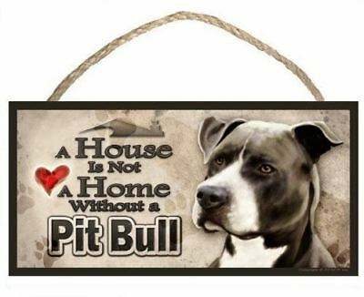 Paws on the Windowsill A House is Not A Home Without a Bulldog Wooden Dog Sign