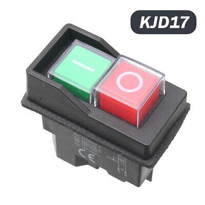 Stopp Kein Spannungsauslöser Für Werkstatt 250 V KJD17 IP55 4-Pin Start
