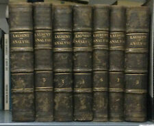 Traité d'analyse. H. Laurent, Gauthier-Villars, Parigi 1887