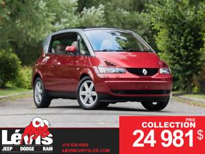 2002 Renault Avantime Privilege Véhicule DE Collection Seulement 8557 Ex