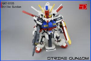 CUSTOM MOC Blocks Compatibe Lego@ Minifigure Strike Gundam ...