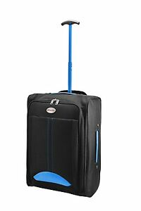 Image Is Loading Cabinbag Travel Bag Suitcase Luggage Handbags Trolley Wheels
