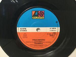 The-Trammps-Disco-Inferno-7-Vinyl-Single-1977-REF-8035