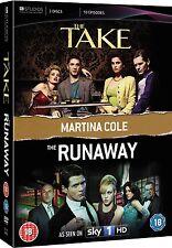 The Take / The Runaway - Martina Cole - New DVD