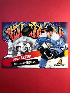 2011-12-Panini-Pinnacle-Revolution-DieCut-Insert-5-Sidney-Crosby-Pittsburgh
