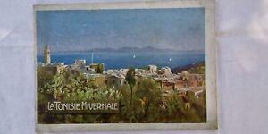 SéRieux La Tunisie Hivernale