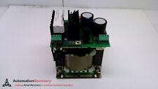 MICHAEL RIEDEL RTSNL 200 S , TRANSFORMER 220/110 , 24VDC 0.2KVA 50/60 #218740