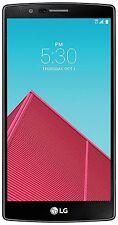 "LG G4 32GB 4G LTE 5.5"" QHD GSM CDMA Factory Unlocked Cell Smart Phone"