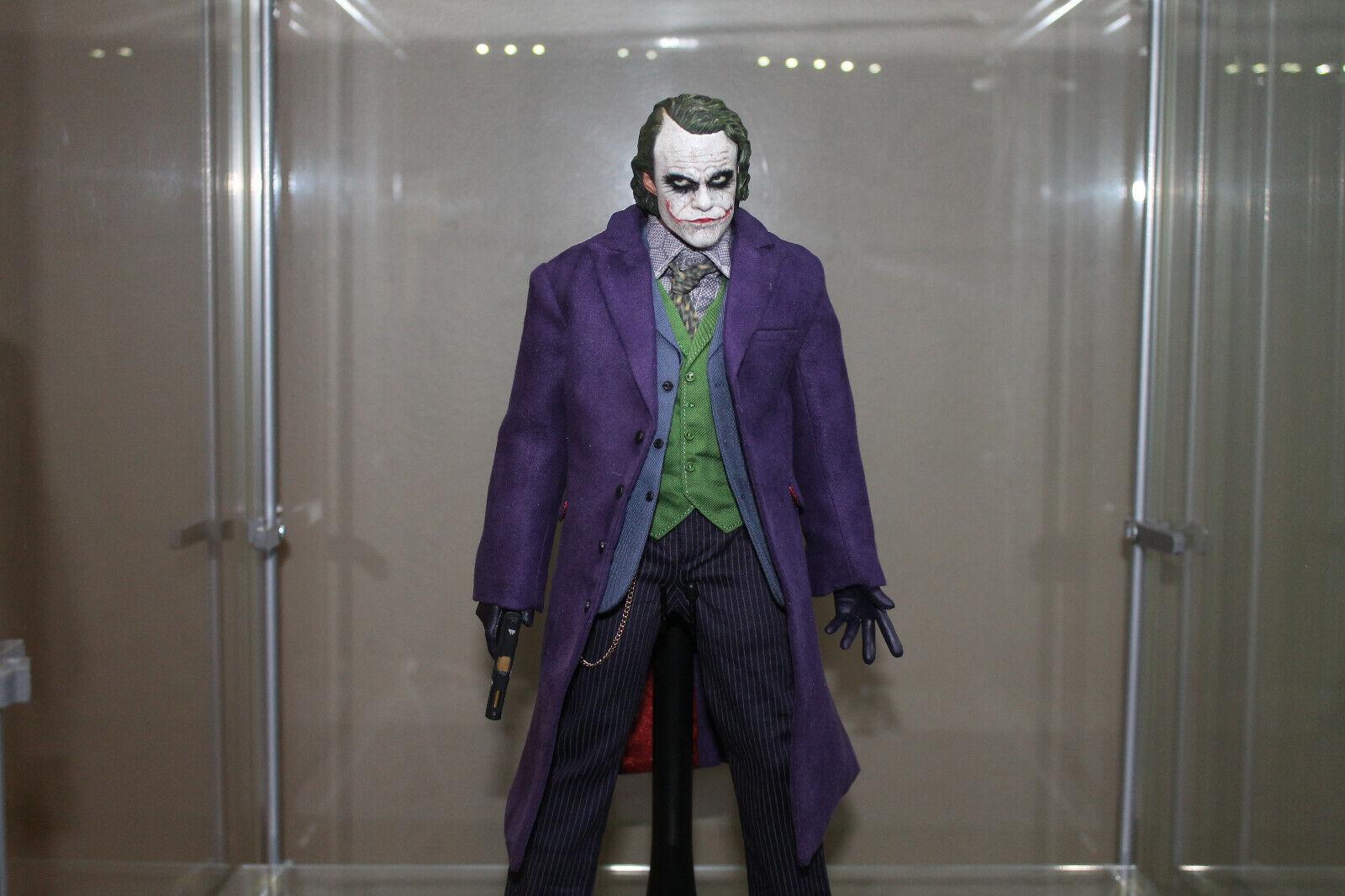 MAX TOYS JK01 1//4 Whole set Joker Figure W// Clothes Accessories/& Head Body Model