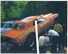 1960s Drag Racing-Lew Arrington's 1967 Firebird Hemi Powered Funny Car-BRUTUS