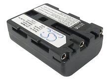 UK Battery for Sony DSLR-A100H NP-FM55H 7.4V RoHS