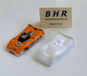 BHR Lola T160 Can Am Body, HO AFX Tyco, White .030