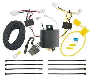 2014 toyota corolla trailer wiring    trailer       wiring    harness kit for 17 18    toyota       corolla    im     trailer       wiring    harness kit for 17 18    toyota       corolla    im