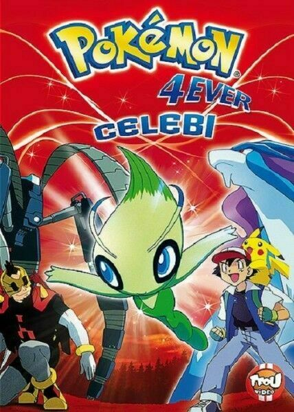 Pokemon 4ever Celebi The Voice De La Forest Dvd Blister Pack For Sale Online Ebay