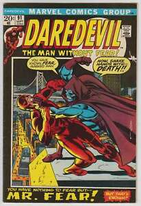 L8410-Daredevil-91-Vol-1-VG-VG-Estado