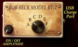 BOB-BECK-BT-7-6-mode-device-RECHARGEABLE-POWER-SUPPLY-3-year-limited-warranty