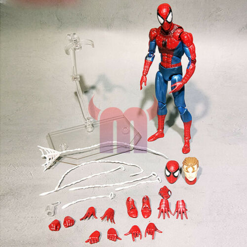 "Spider-man Amazing Comic Version 6/"" Action Figure Medicom Mafex 075 Marvel New"