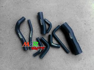 Black-Silicone-Radiator-Hose-for-Nissan-Pulsar-GTIR-RNN14-N14-SR20DET-1990-1994