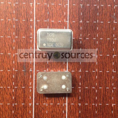 5PCS 100.00MHz DIP-4 100.00M 100MHz 100M Crystal Oscillators