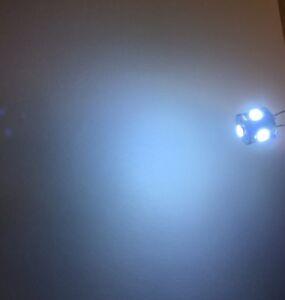 5-LED-LAMPS-DIAL-KIT-COOL-WHITE-TU-7900-TU-507-TU-5900-STEREO-AM-FM-Sansui