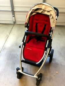 UPPAbaby VISTA Stroller in Red 2014 | eBay
