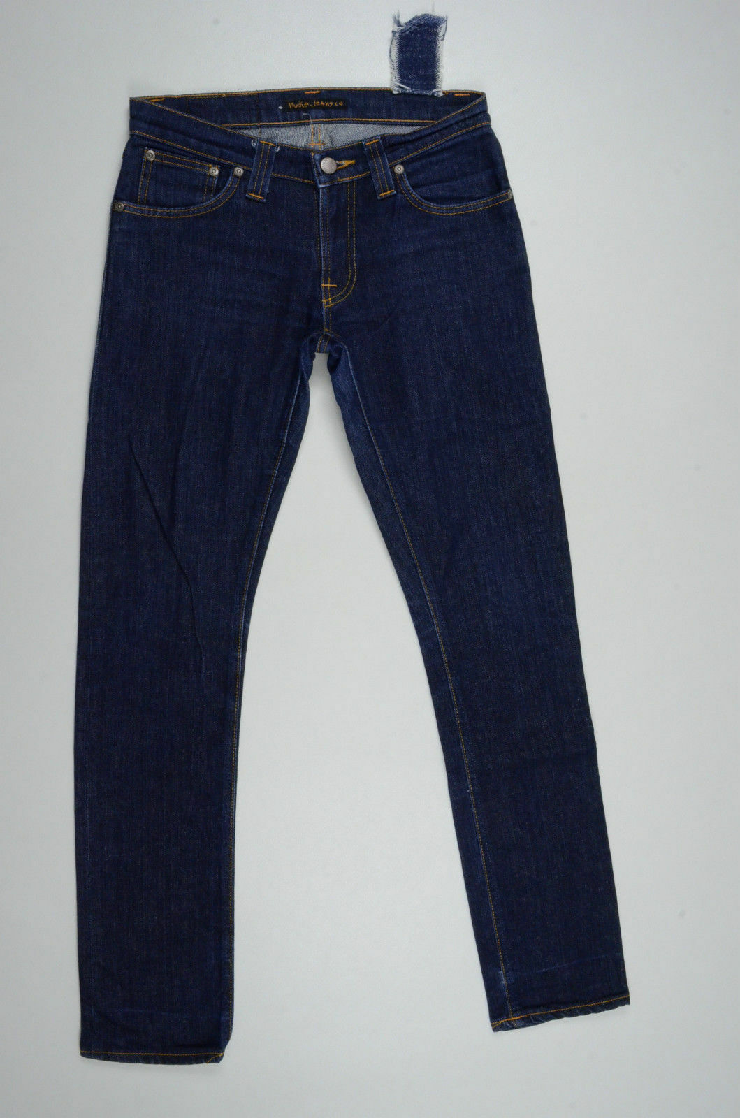 Nudie Jeans 'SUPER SLIM KIM DRY STRETCH' Jeans W28 L34 EUC RRP  Womens