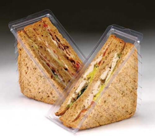 Triple Fill Plastic Sandwich Wedges **choose Qty***