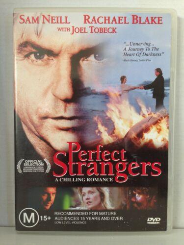 1 of 1 - PERFECT STRANGERS ~ SAM NEILL, RACHAEL BLAKE, JOEL TOBECK ~ ALMOST AS NEW DVD