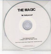 (DD99) The Magic, Mr Hollywood - 2012 DJ CD