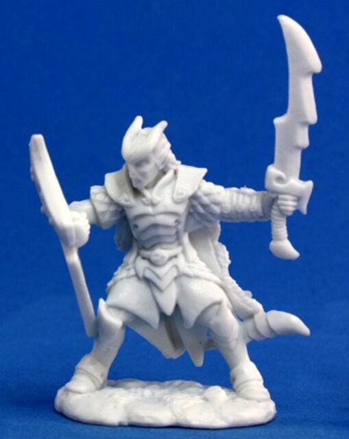 1x VAELOTH PALADIN INFERNAL - BONES REAPER figurine miniature d&d hellborn 77120