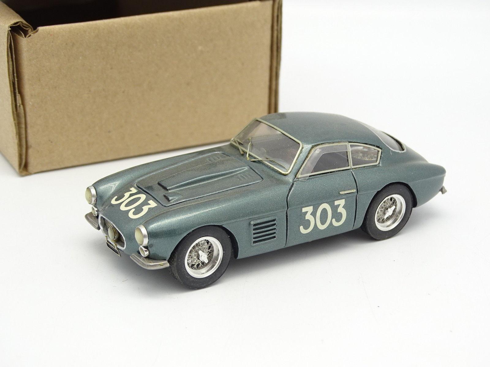 Model IV Factory Kit Monté SB 1 43 - FIAT 8V ZAGATO N 303 MILLE MIGLIA 1957